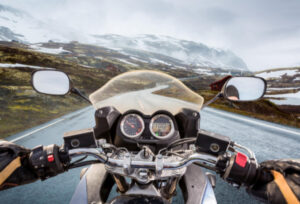 View from the seat of a motorcycle: RedLawList Accidents and Injuries Blog