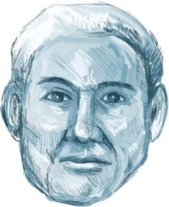 criminal sketch from DNA