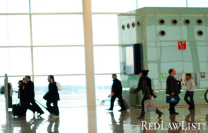 Determining liability when someone is injured at the airport