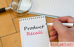 how to know if a recall has immunized a company from product liability