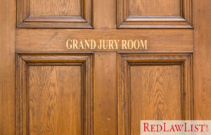 Know the differences between what a grand jury does and what a trial jury does